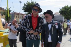 Dandy at Pitti Uomo Firenze as ambassador of Men's Fashion Group