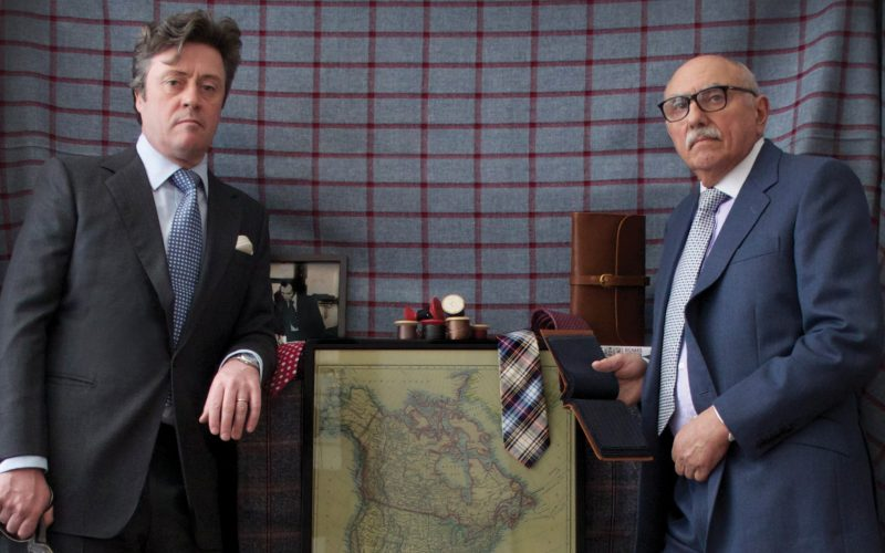 Inside Savile Row with Brian Lishak