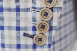 Suit sleeve buttons