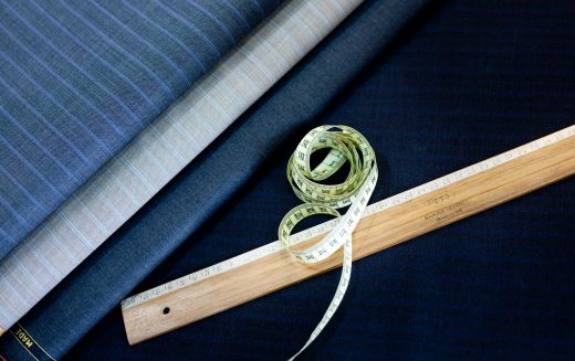Give them exactly what the customers are asking for – perfectly fitting hand-made suits