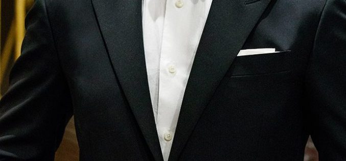 The elements of the Black tie dress code