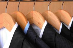 Proper care for the men's suit